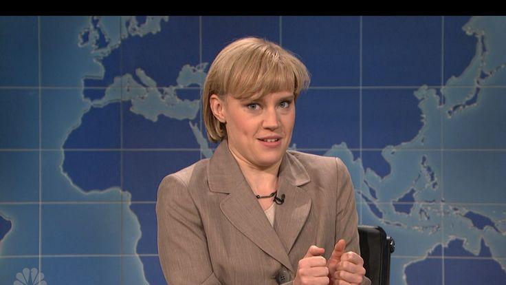 Angela Merkel's Impression On #SNL Was Precious Gold! - http://mens.onl/2w