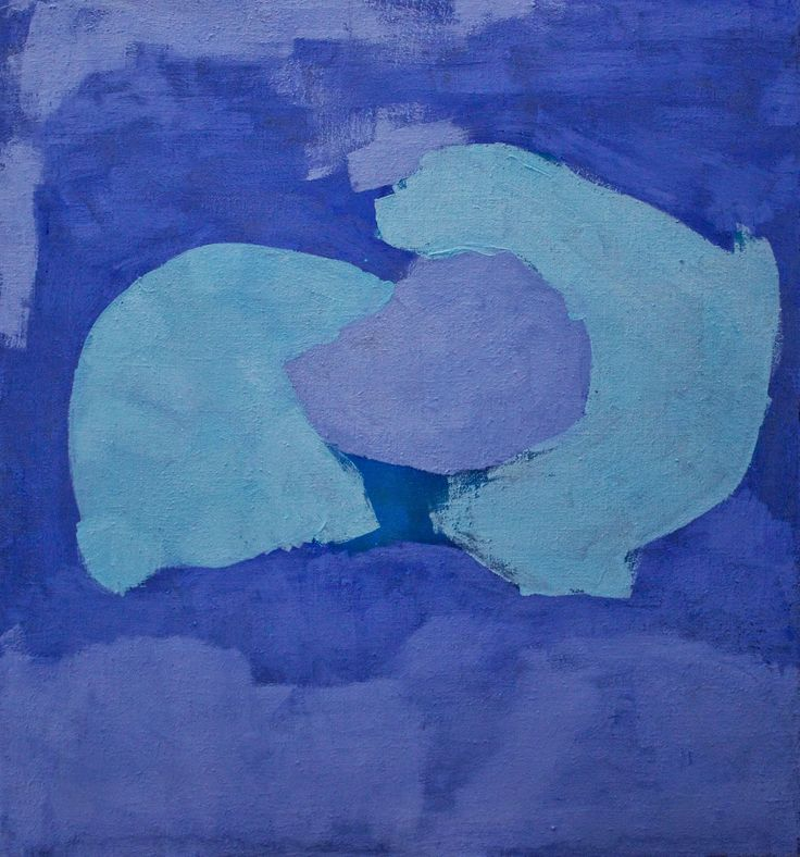 "Marcelina  Braga Dias: ""Blue tongue"", 2014"