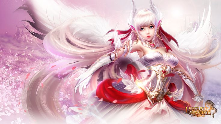Best Online Games 2014 | League of Angels | Free To Play Top MMORPG