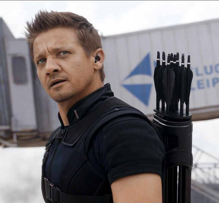 Captain America CIVIL WAR(2016) - Hawkeye / Jeremy Renner
