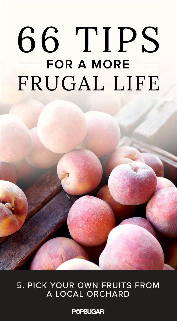 66 Triedandtested Tips For A Frugal Life