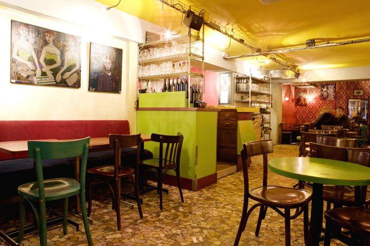 Le 3 pièces cuisine, Paris
