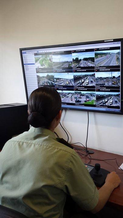 Carabineros de Chile, Utilizando en la Comisaria Avigilon Control Center Client, VMS mas poderoso del Mercado de Video Megapixel