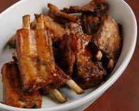 Żeberka pieczone przepis - zjem to blog kulinarny