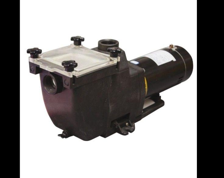 Pool Pumps 181485 1 5 Hp Variable Speed In Ground Pool Pump Direct Replacement Hayward Superpump Buy It Now Only 29 Pool Pump Splash Pool In Ground Pools