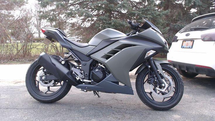 Best 25+ Kawasaki ninja 300 ideas on Pinterest