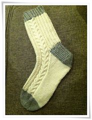Ravelry: Rough 'n Strong Unisex Socks pattern by Bitta Mikkelborg