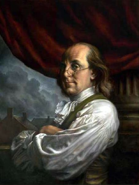 ben franklin ultimate founding father Excerpts from benjamin franklins art of virtue  statesman, diplomat, founding father  in franklins view, his quest for moral perfection was the ultimate key.