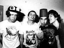 """The Red Hot Chili Peppers- Been listening to them since I was 10 (thanks to an older bro with good tastes in music). Favorite Song: """"By the Way"""""""