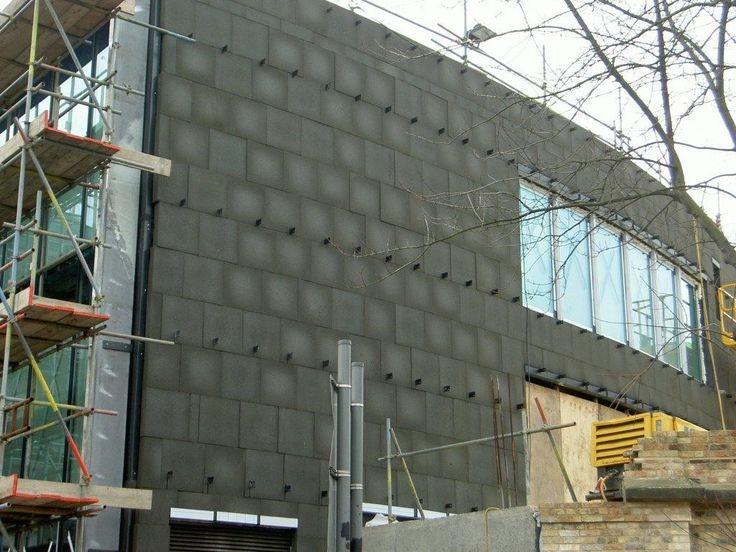 Θερμοπρόσοψη σε υφιστάμενο κτίριο