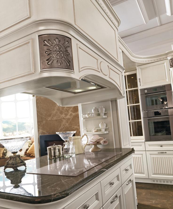 Martini Mobili - Salisburgo Collection - 2012 Kitchen - kuchen mortini mobili klassisch luxurios