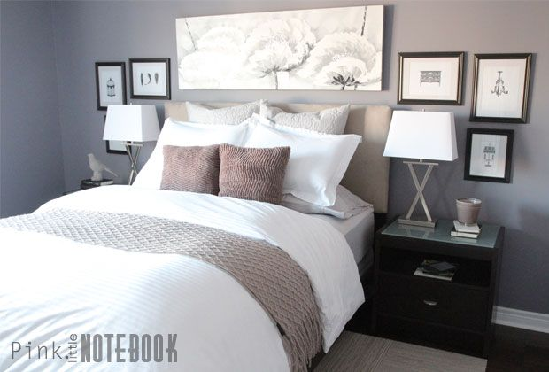 a dramatic master bedroom makeover paint colors 10827 | 24075672afb8de339ebb60e28c05f30c