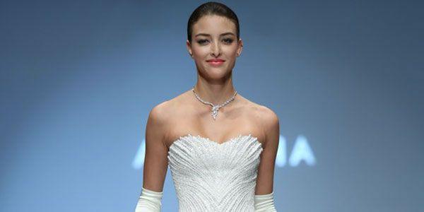 La Shanghai Fashion Week sarà il teatro per la nuova collezione Primavera- Estate 2014 di Aolisha il marchio di moda specializzato in abiti da sposa.