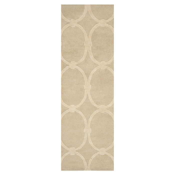 Modern Classics Taupe Rug