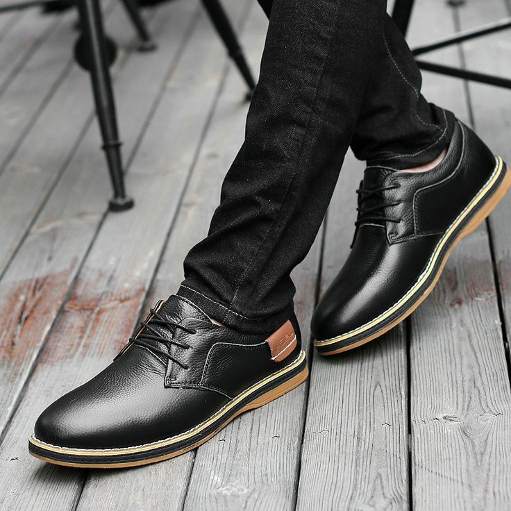 Classic Sapatos Masculino Winter Shoes For Men Fashion Comfortable Flats Size 38 to 44 Black Blue Brown