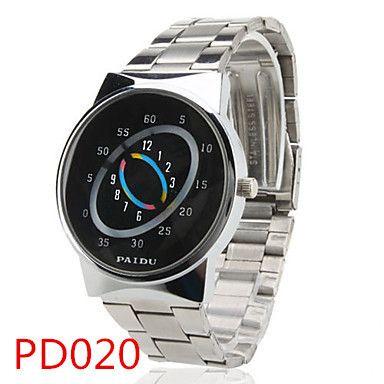 $11.99 (Buy here: https://alitems.com/g/1e8d114494ebda23ff8b16525dc3e8/?i=5&ulp=https%3A%2F%2Fwww.aliexpress.com%2Fitem%2FP-strip-fashion-quartz-watch-watch-pidegree-neutral-aliexpress-Amazon-hot%2F32704590461.html ) Fashion Brand Men Casual Watch Space U