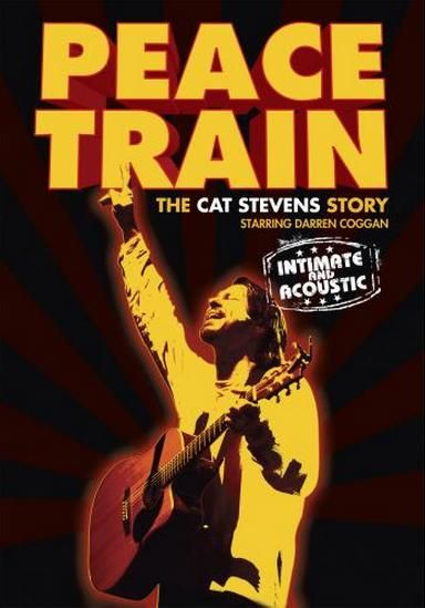 """Peace Train – The Cat Stevens Story """"Intimate & Acoustic"""", starring Darren Coggan, is a night of music and story-telling which will strike a chord deep inside the heart of anyone who longs for something more. http://www.centralcoastaustralia.com.au/whats-on/?evID=7650"""