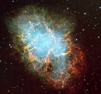 Stervorming is het proces waarin een wolk van gas onder invloed van zijn eigen zwaartekracht ineenstort tot een protoster en uiteindelijk een ster vormt.