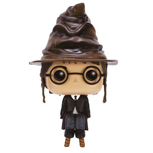 Figurine Harry Potter avec le choixpeau (Harry Potter) - Figurine Funko Pop http://figurinepop.com/harry-potter-avec-le-choixpeau-harry-potter-funko