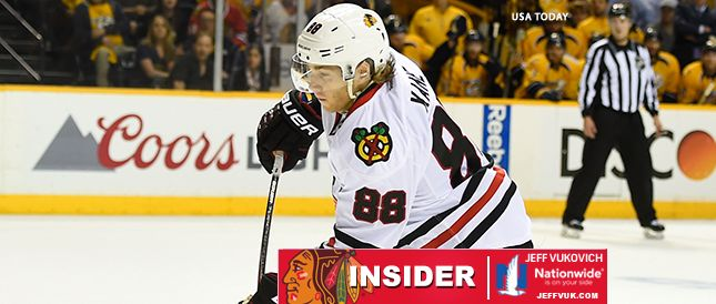 Blackhawks: Patrick Kane's focus back on game, not injury Blackhawks  #Blackhawks
