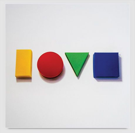 LOVE (Jason Mraz's New Album) - Because simply nothing else beats that...