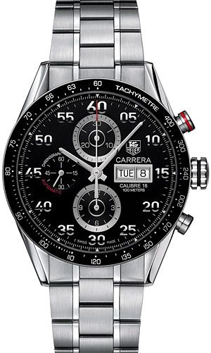 Tag Heuer Carrera Tachymeter Watch