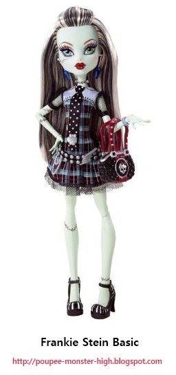 19 best monster high images on pinterest monsters - Personnage monster high ...
