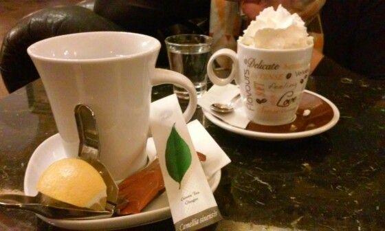 Alexandra kávéház:)