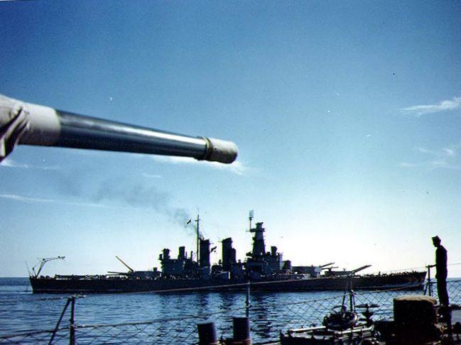 USS North Carolina (BB-55) in May 1941 - USS North Carolina (BB-55) - Wikipedia, the free encyclopedia