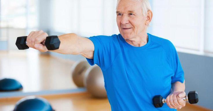 #La musculation augmenterait l'espérance de vie des seniors - Le Soir: Actu Santé .net La musculation augmenterait l'espérance de vie des…