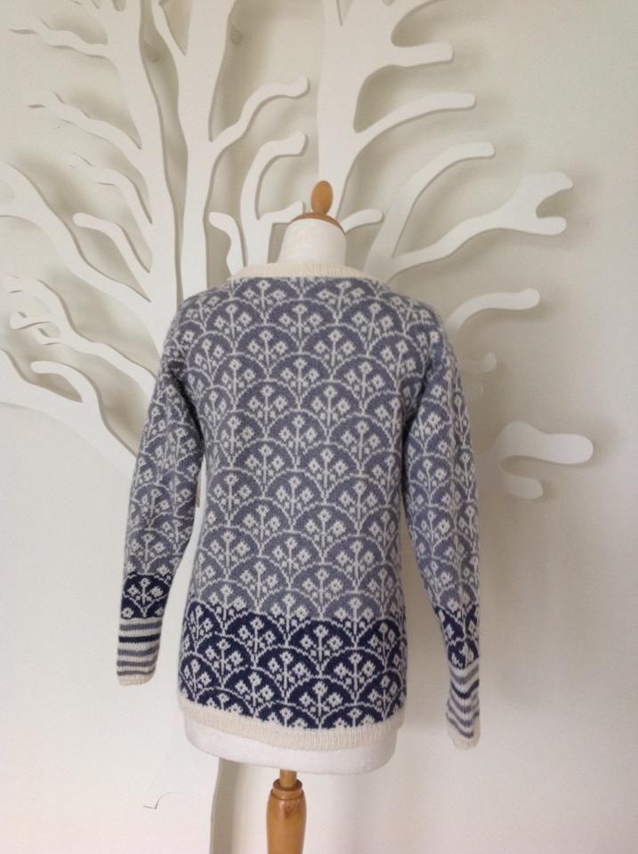 strikket av Anna Almén