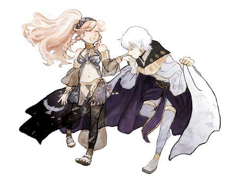 Fire Emblem: Awakening - Olivia and Henry