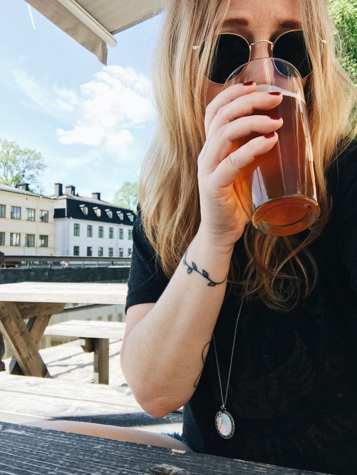 It's the official beginning of summer - even in Sweden (at least this weekend)