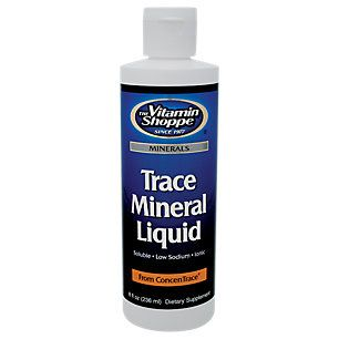 Buy Trace Mineral Liquid (8 Fluid Ounces Liquid) from the Vitamin Shoppe. Where you can buy Trace Mineral Liquid and other products? Buy at at a discount price at the Vitamin Shoppe online store. Order today and get free shipping on Trace Mineral Liquid (UPC:766536022915)(with orders over $35).