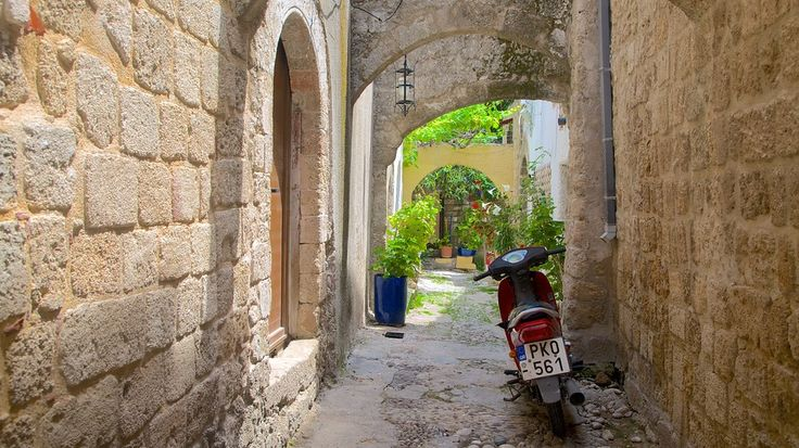Rhodes Old Town Vacations: Package & Save up to $570   Expedia