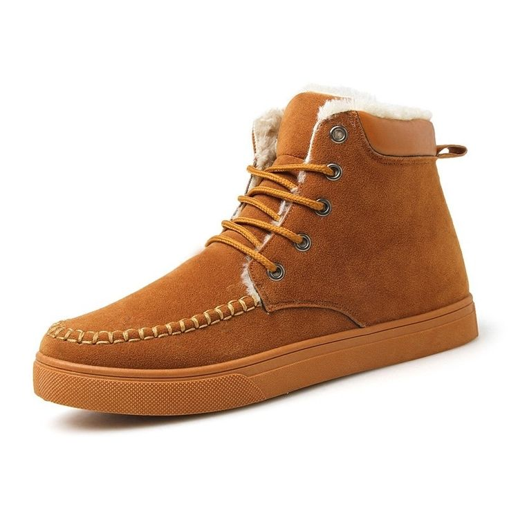 $21.80 (Buy here: https://alitems.com/g/1e8d114494ebda23ff8b16525dc3e8/?i=5&ulp=https%3A%2F%2Fwww.aliexpress.com%2Fitem%2FNew-Fashion-Winter-Warm-Skid-Men-Snow-Boots-Flock-Nubuck-Leather-Flat-Shoes-Men-Cotton-Boots%2F32740847777.html ) New Fashion Winter Warm Skid Men Snow Boots Flock Nubuck Leather Flat  Shoes Men Cotton Boots  l120 65 for just $21.80