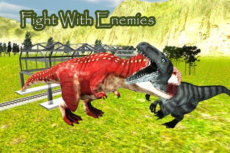Dinosaur Simulator: Train Park- screenshot thumbnail