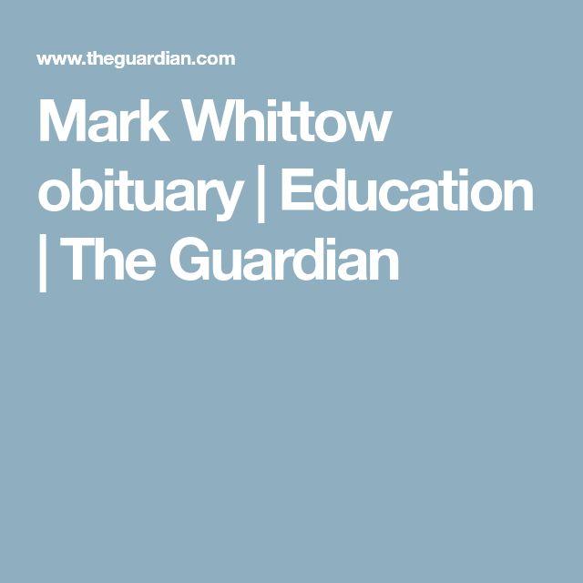 Mark Whittow obituary   Education   The Guardian