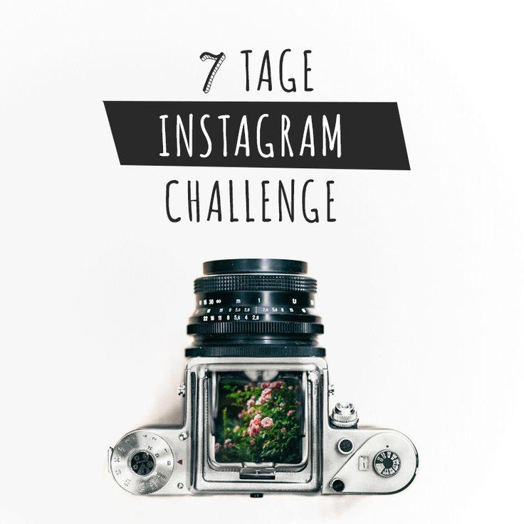 """In meiner Facebookgruppe """"Personal Branding - Werde zur Marke"""" starten wir am Montag, eine """"7 Tage Instagram Challenge"""" zum Personal Branding Aufbau. Komm rein, wenn du Lust hast mitzumachen!"""