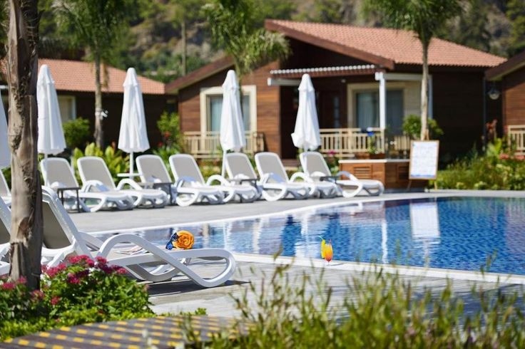 An open swimming pool, sitting areas all over the court yard, hammocks, swings,  playgrounds for children, bicycle renting, tracking, table tennis, daily boat tours, fishing, tour to Yanar Taş (Khimaira) and a number of other activities are present in Kimera Hotel. #cirali#ciralihotel #ciralipension #ciralihostels #pension #hostel #lodge #ciralilodge #layover #urav #antalyahotels #antalyapension #antalyalodge #antalya  #mediterranean #chimera #ciraliapart #antalyaapart #bungalow