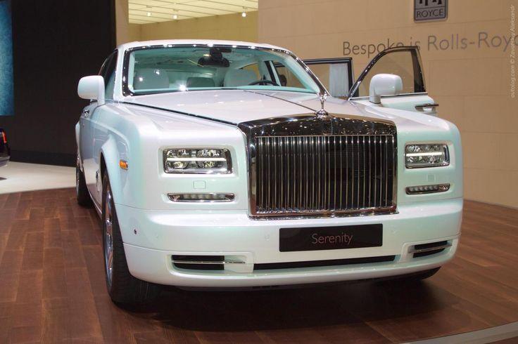 2015 Rolls-Royce Phantom Serenity (Geneva International Motor Show 2015) # Rolls-Royce #Rolls-Royce_Phantom_Serenity #Geneva_2015