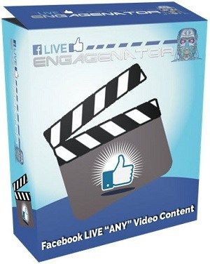 FB Live Engagenator Review  Incredible Power Of The Social Media Monster On Planet That Give You Big Profits Immediately