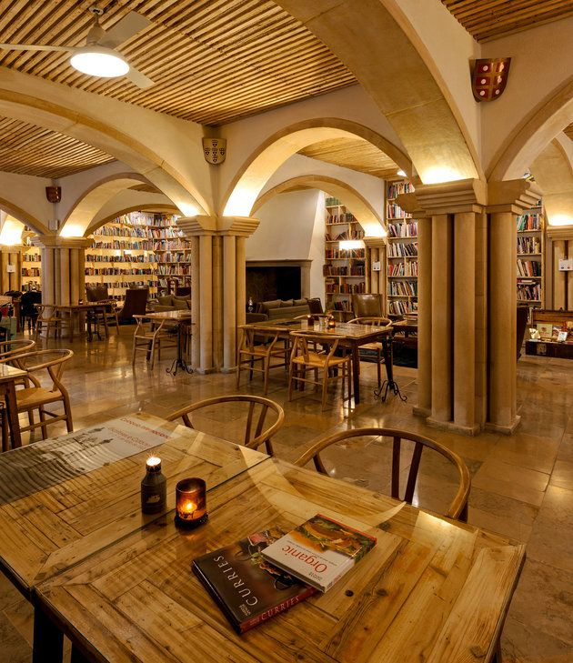 This Hotel With 50,000 Books Is A Literary Lover's Dream Come True | The Huffington Post