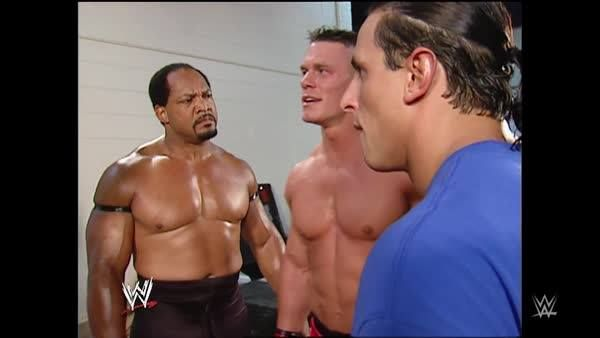 National Handshake Day calls for a moment to relive Undertaker showing John Cena the ultimate sign of respect...