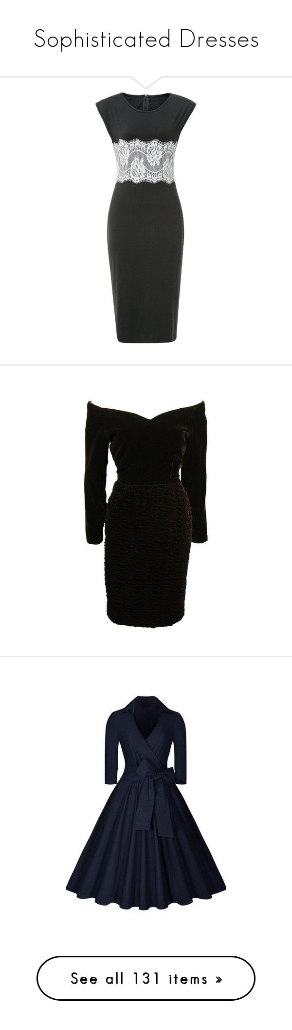 """""""Sophisticated Dresses"""" by kristy-corbin ❤ liked on Polyvore featuring dresses, lace panel bodycon dress, lace insert dress, body con dresses, short sleeve bodycon dress, lace inset dress, cocktail dresses, brown, long-sleeve velvet dresses and velvet dress"""