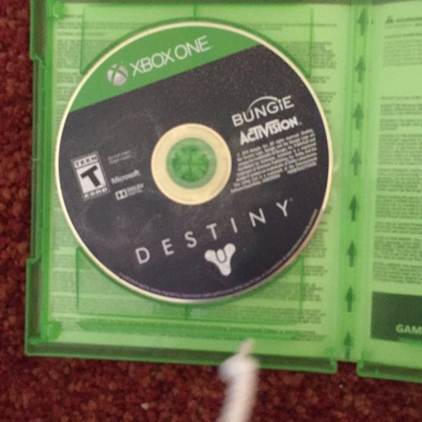 For Sale: Destiny For Xbox One for $15