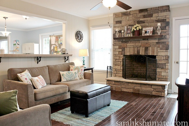 Comfy Casual Family Room | Flickr - Photo Sharing!