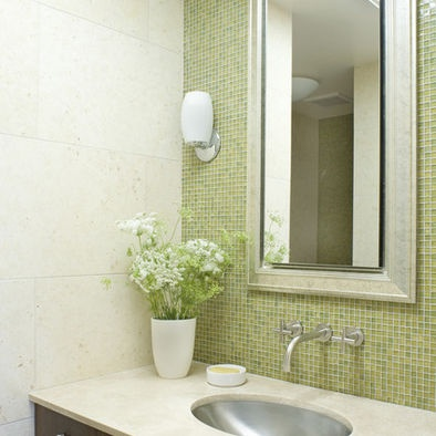wall mounted faucets are much easier to keep clean contemporary bathroom by john lum architecture inc