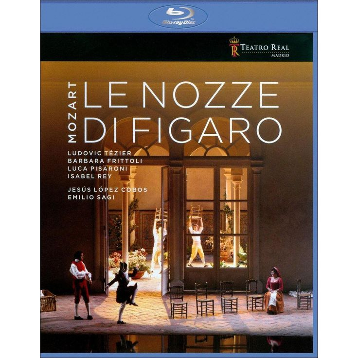 Le Nozze di Figaro (Blu-ray)