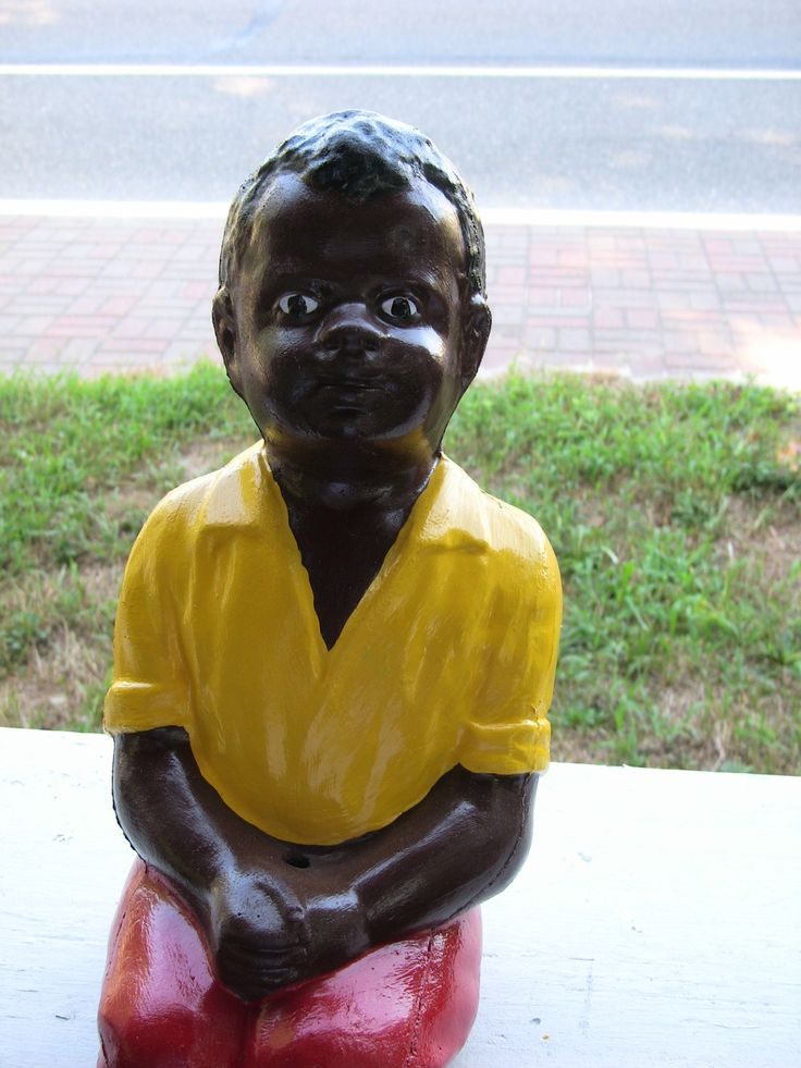 black boy fishing statue black fishing boy concrete